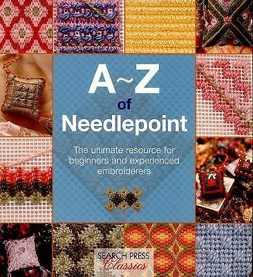 A-Z of Needlepoint (A-Z of Needlecraft)