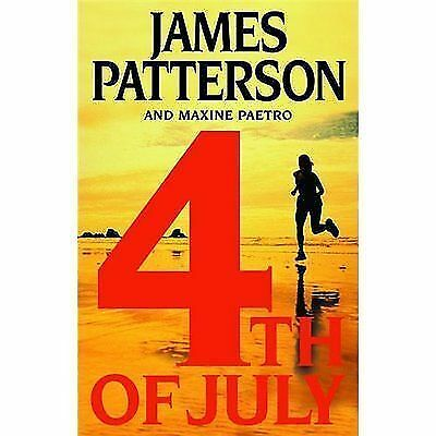 4th of July James Patterson 2005 Hardcover 1st Edition Mystery 0316710601