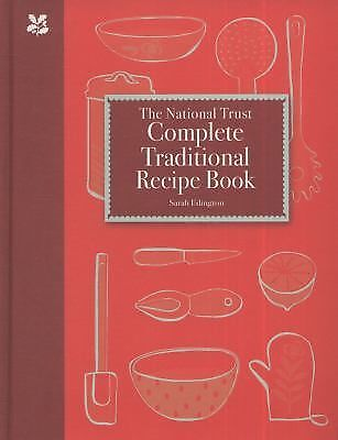The National Trust Complete Traditional Recipe Book, Good Books