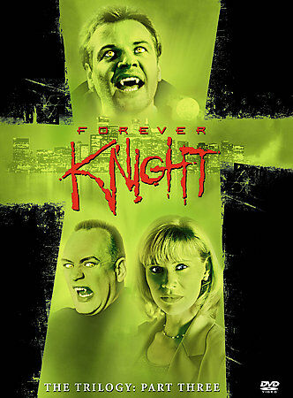 Forever Knight - The Trilogy, Part 3 (1995 - 1996), Good DVDs