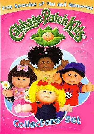 Cabbage Patch Kids - The Ultimate Collection, Good DVDs