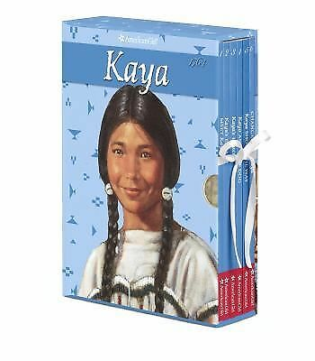 Kaya Boxed Set with Game (American Girl), Good Books