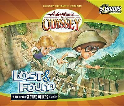 Lost & Found (Adventures in Odyssey #45)