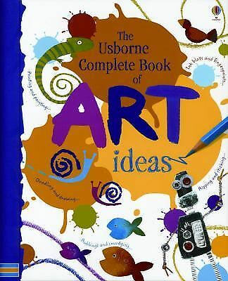 The Usborne Complete Book of Art Ideas, Good Books