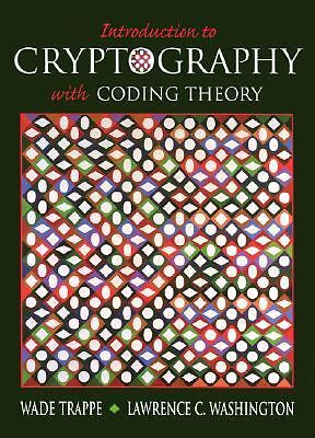 Introduction to Cryptography with Coding Theory, Good Books