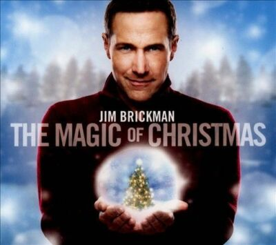 THE MAGIC OF CHRISTMAS] by Jim Brickman (CD, 2013, Somerset Group)BNISW
