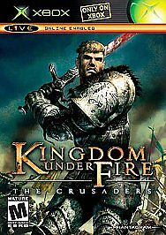 Kingdom Under Fire The Crusaders, Good Xbox Video Games