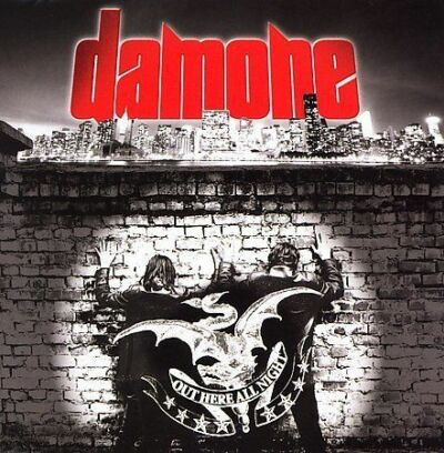 Damone : Out Here All Night CD (2007)