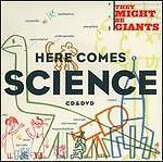 Here Comes Science, They Might Be Giants, CD+DVD