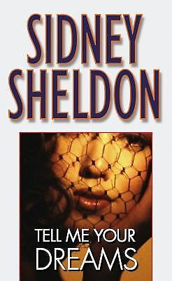 Tell Me Your Dreams by Sidney Sheldon (1999, Paperback)