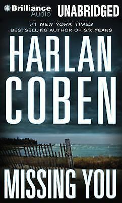 MISSING YOU unabridged audio book on CD by HARLAN COBEN