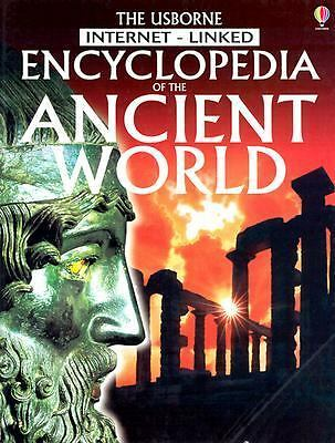 The Usborne Internet-Linked Encyclopedia of the Ancient World (History Encyclope
