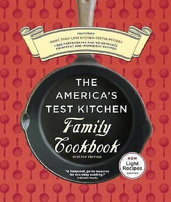 The America's Test Kitchen Family Cookbook, Heavy-Duty Revised Edition, , Books