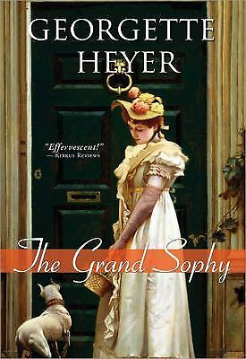 The Grand Sophy, Heyer, Georgette, Books