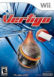 Vertigo - Nintendo Wii Nintendo Wii, Nintendo Wii Video Games-Good Condition