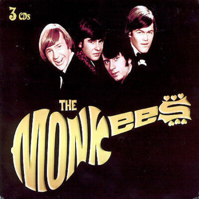 Forever the Monkees Monkees Music-Good Condition