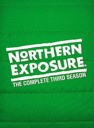 Northern Exposure: The Complete Third Season DVDs-Good Condition