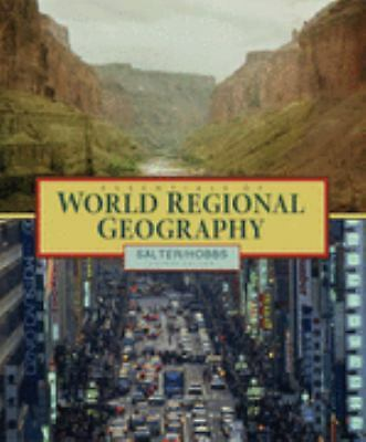 Essentials of World Regional Geography (Non-InfoTrac with CD-ROM) Hobbs, Joseph