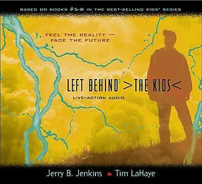Left Behind: The Kids (Live-Action Audio, Collection 2, Vols. 5-8) LaHaye, Tim,