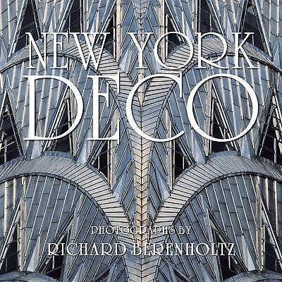 New York Deco  Books-Good Condition