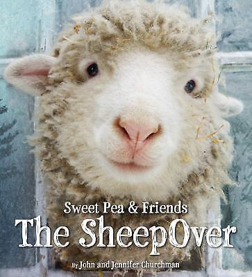 The SheepOver Sweet Pea & Friends