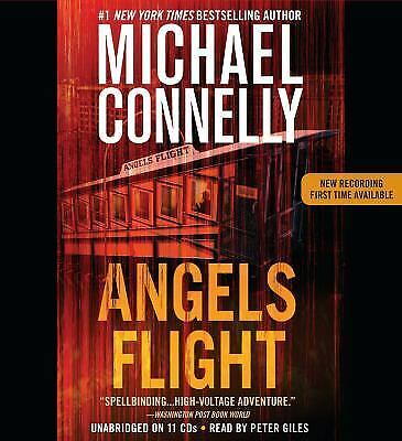 Angels Flight (A Harry Bosch Novel) Connelly, Michael Books-Good Condition