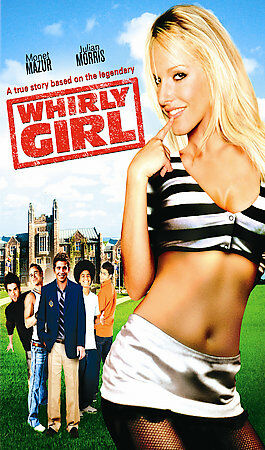 WHIRLY GIRL(DVD, 2006) A TRUE STORY BRAND NEW IN SHRINK WRAP DAY U PAY IT SHIPS