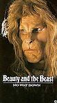 Beauty and the Beast - No Way Down (VHS, 1991)
