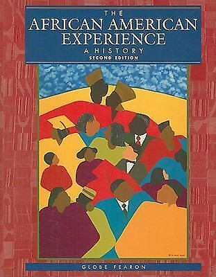 AFRICAN AMERICAN EXPERIENCE SE 1999C GLOBE Books-Good Condition