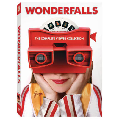 Wonderfalls - The Complete Series DVDs-Good Condition