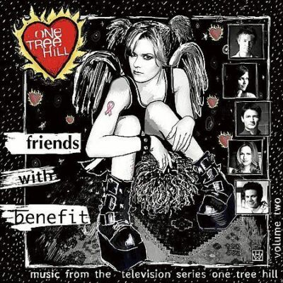 One Tree Hill 2: Friends With Benefit Various Artists Music-Good Condition