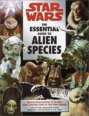 The Essential Guide to Alien Species Star Wars