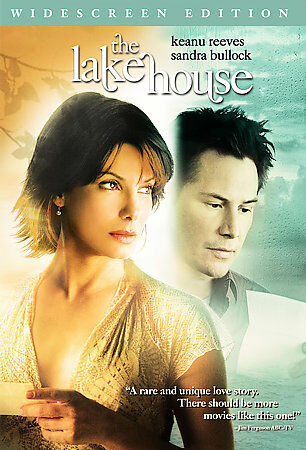The Lake House (Widescreen Edition) DVDs-Good Condition
