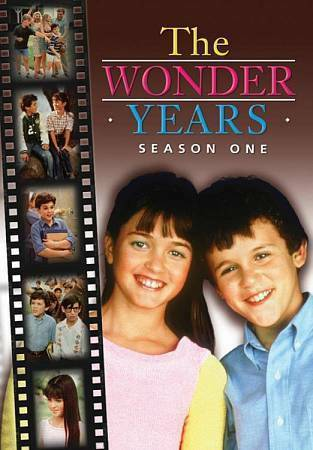 The Wonder Years: Season 1 DVDs-Good Condition