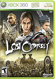 Lost Odyssey Xbox 360 Video Games-Good Condition