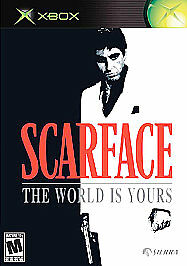 Scarface: The World Is Yours - Xbox