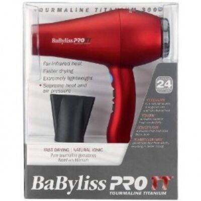 Babyliss BABTT5585 TT Tourmaline 3000 Hair Dryer