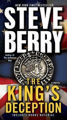 The King's Deception (Cotton Malone) by Berry, Steve