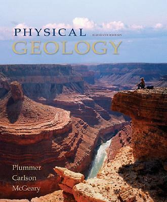 Physical Geology, Charles (Carlos) C Plummer, Diane Carlson, David McGeary, Good
