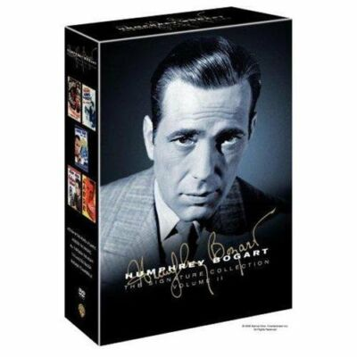 Humphrey Bogart - The Signature Collection, Vol. 2 (The Maltese Falcon Three-Dis
