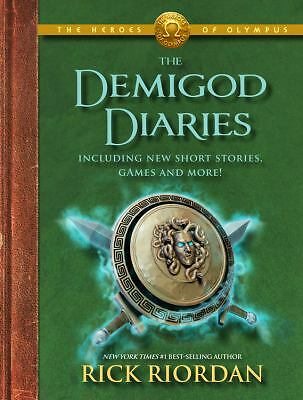 The Demigod Diaries (The Heroes of Olympus) by Riordan, Rick