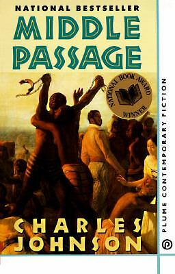 Middle Passage, Charles Richard Johnson, Good Condition, Book