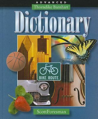Scott, Foresman Advanced Dictionary, , Good Book