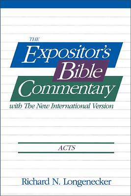 Acts (The Expositor's Bible Commentary), Longenecker, Richard N., Good Book