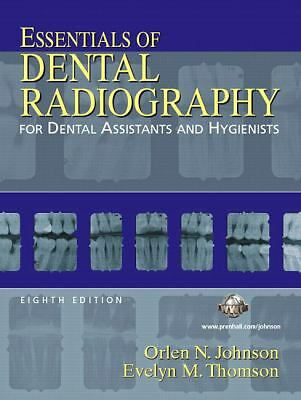 Essentials of Dental Radiography for Dental Assistants and Hygienists (8th Editi