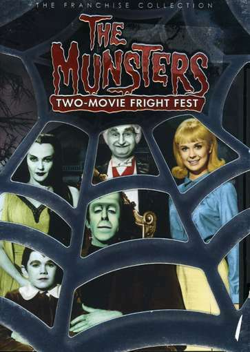 The Munsters: Two-Movie Fright Fest - (Franchise Collection) - (Munster, Go Home