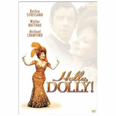 Hello, Dolly! Widescreen Edition, Good DVD, David Hurst, Judy Knaiz, Tommy Tune,