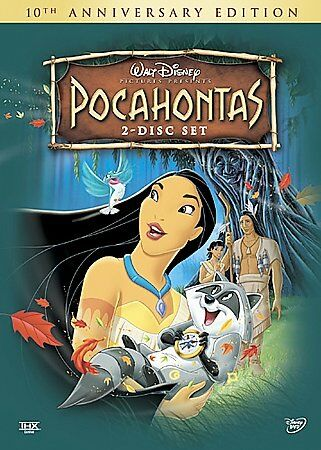Pocahontas (Two-Disc 10th Anniversary Edition), Good DVD, Billy Connolly, Danny