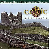 Celtic Portraits by John Mock (CD, 1998, Green Hill) 40% Donation included