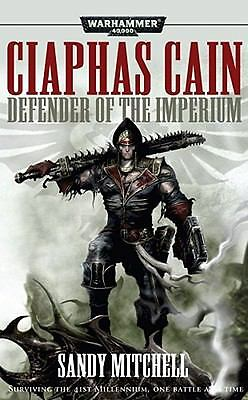 Ciaphas Cain: Defender of the Imperium (Warhammer 40,000 Omnibus), Sandy Mitchel
